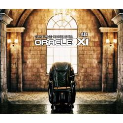비욘드 릴렉스 오라클 안마의자 X1 블랙, 브라운색상 4D입체안마 자동고장진단기능 종아리비비기